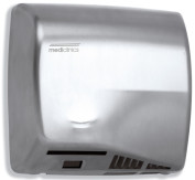 Hand dryer Speedflow Stainless Satin