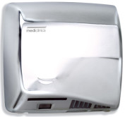 Hand dryer Speedflow bright stainless