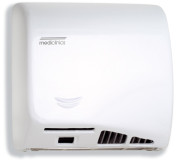 Hand dryer Speedflow white