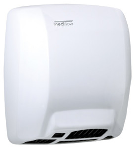 Hand dryer Mediflow white